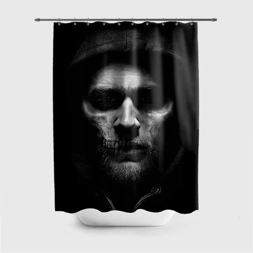 Штора 3D для ванной Sons Of Anarchy