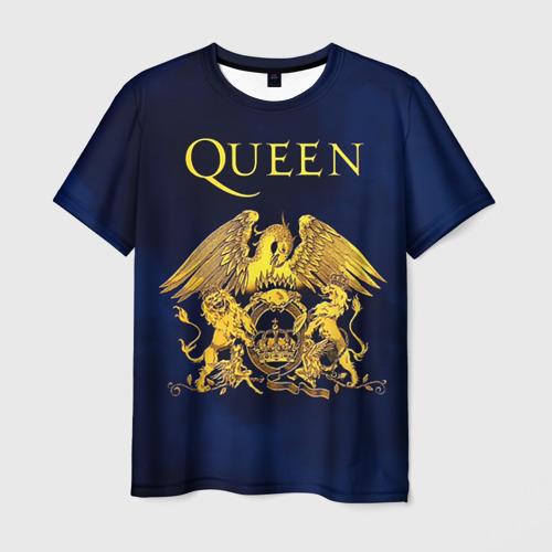 Мужская футболка 3D Группа Queen