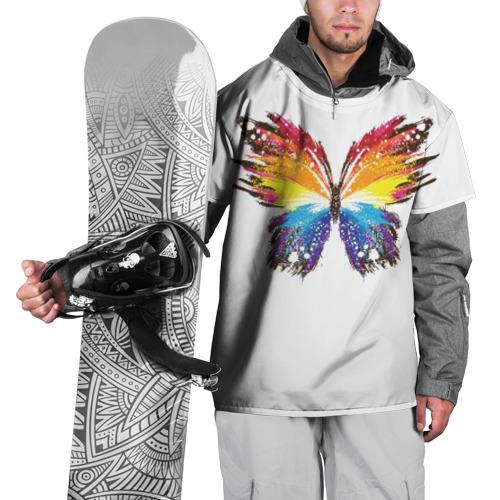 Накидка на куртку 3D Butterfly