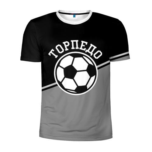 Мужская футболка 3D спортивная Торпедо