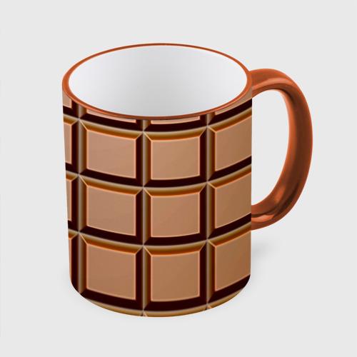Кружка с полной запечаткой Шоколад