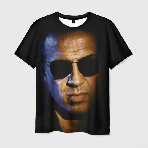 Мужская футболка 3D Адриано Челентано