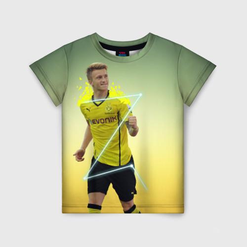 Детская футболка 3D Marco Reus