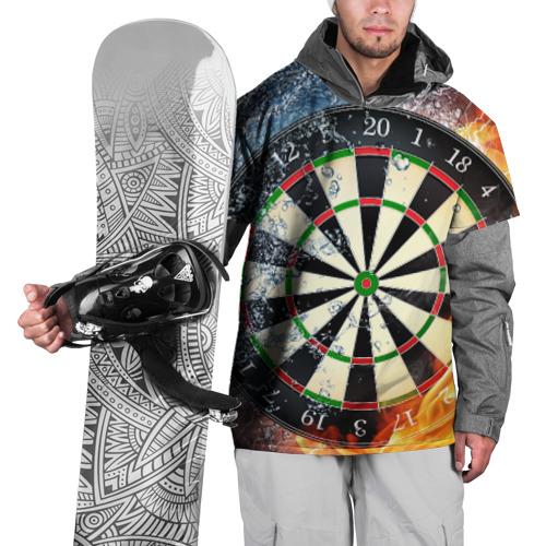 Накидка на куртку 3D Мишень для Дартс