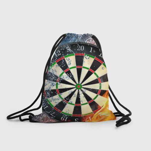 Рюкзак-мешок 3D Мишень для Дартс