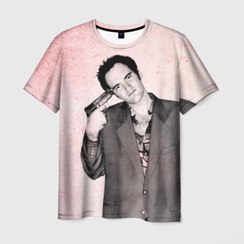 Мужская футболка 3D Тарантино