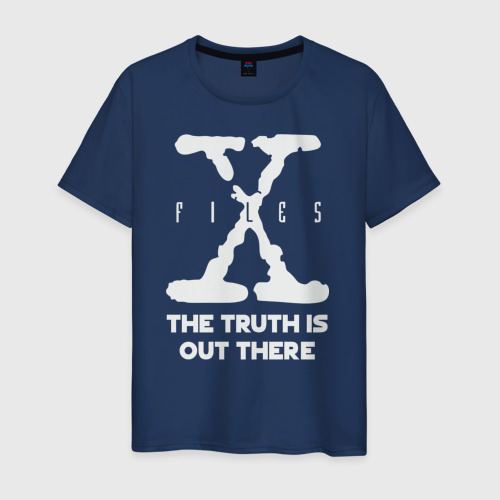 Мужская футболка хлопок X-Files