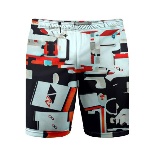 Мужские шорты спортивные Assimov