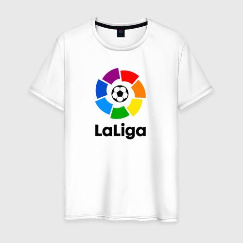Мужская футболка хлопок Чемпионат Испании