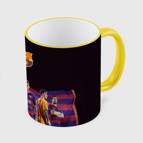 Кружка с полной запечаткой ФК Барселона