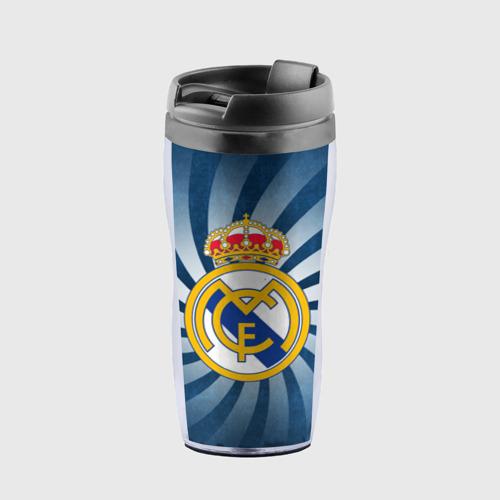 Термокружка-непроливайка Реал Мадрид