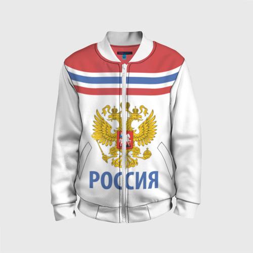 Детский бомбер 3D Путин