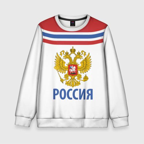 Детский свитшот 3D Путин