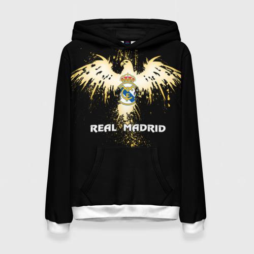 Женская толстовка 3D Real Madrid