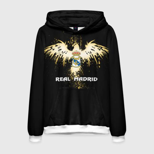 Мужская толстовка 3D Real Madrid