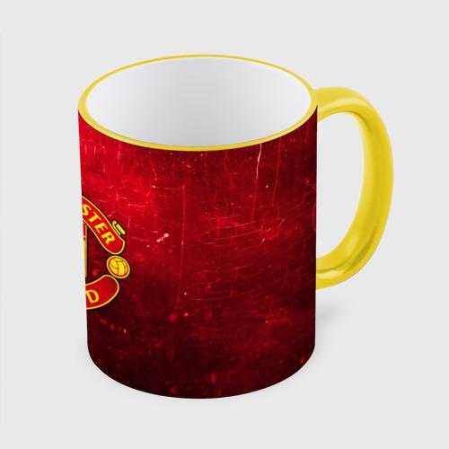 Кружка с полной запечаткой Манчестер Юнайтед