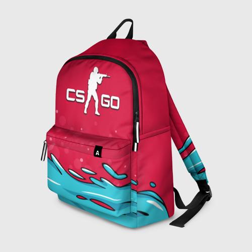 Рюкзак 3D Water Elemental cs go