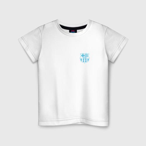 Детская футболка хлопок Barcelona (Барселона)