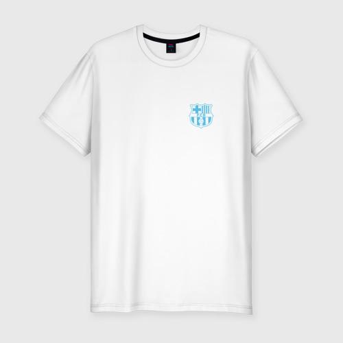 Мужская футболка премиум Barcelona (Барселона)