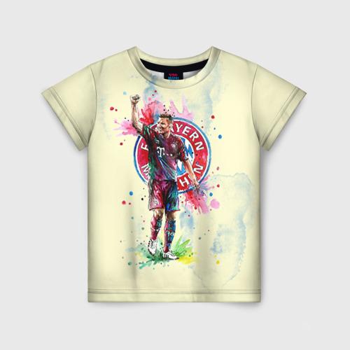Детская футболка 3D Бавария