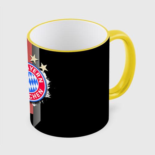 Кружка с полной запечаткой ФК Бавария