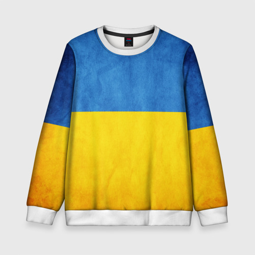 Детский свитшот 3D Украина