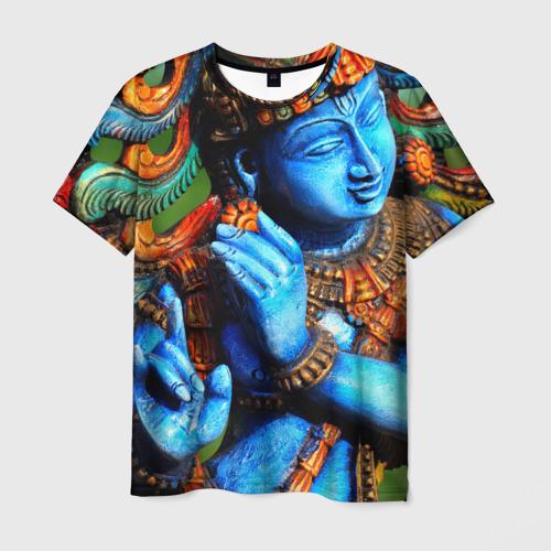 Мужская футболка 3D Индия