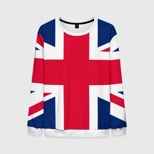 Мужской свитшот 3D Великобритания