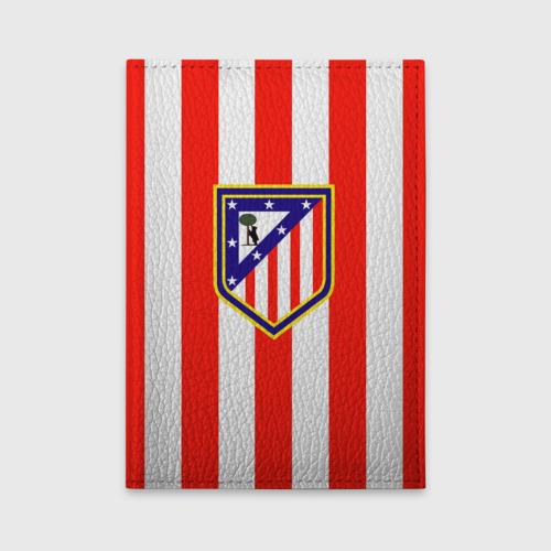 Обложка для автодокументов Атлетико Мадрид