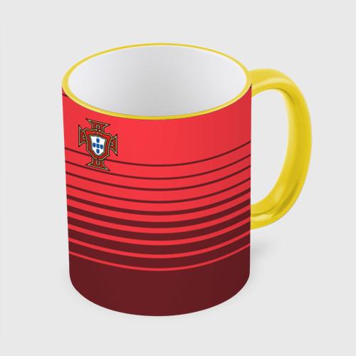 Кружка с полной запечаткой Сборная Португалии по футболу