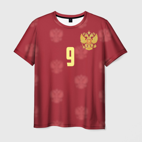 Мужская футболка 3D Александр Кокорин