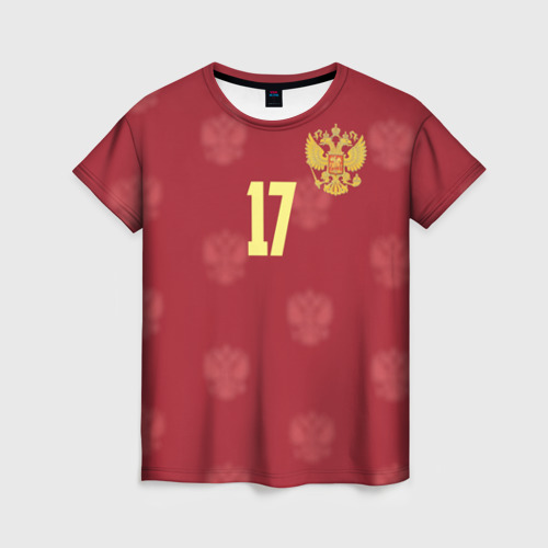 Женская футболка 3D Олег Шатов