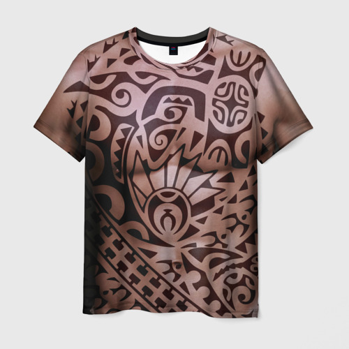 Мужская футболка 3D 7487865