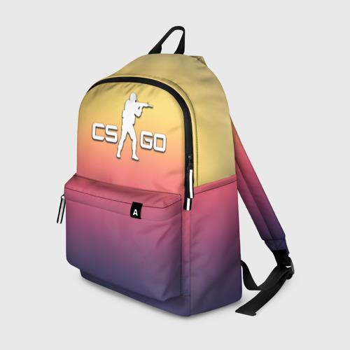 Рюкзак 3D Fade cs:go