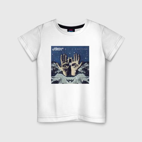 Детская футболка хлопок Chemical Brothers