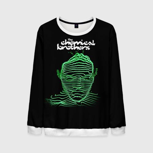 Мужской свитшот 3D Chemical Brothers
