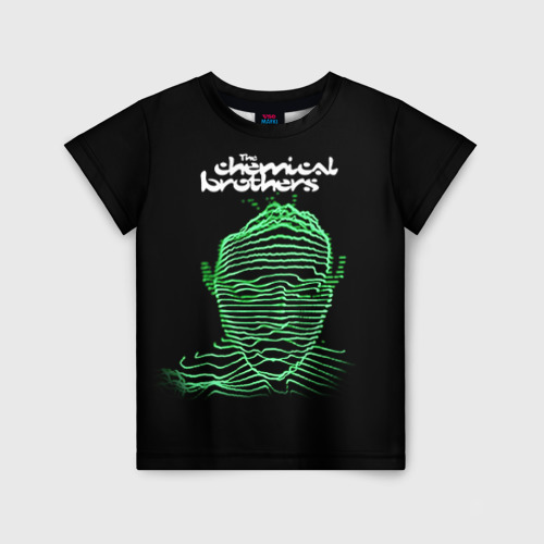 Детская футболка 3D Chemical Brothers