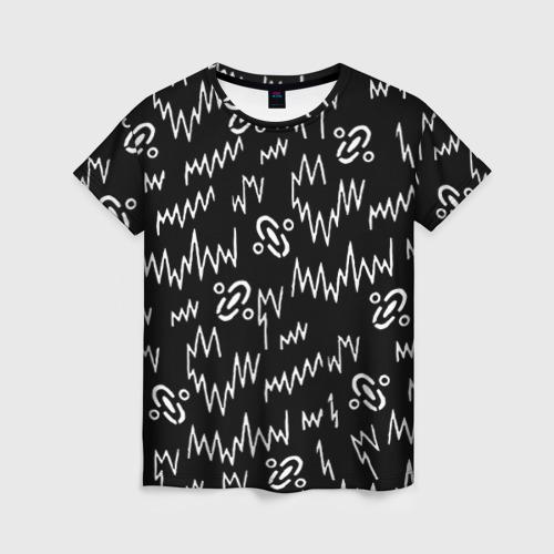 Женская футболка 3D Chemical Brothers