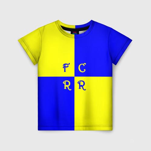 Детская футболка 3D ФК Ростов