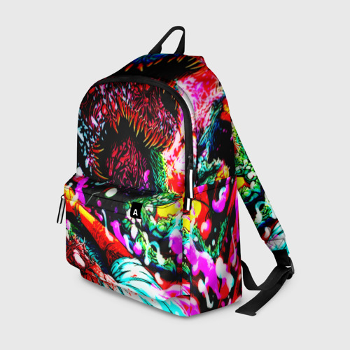 Рюкзак 3D Скоростной зверь
