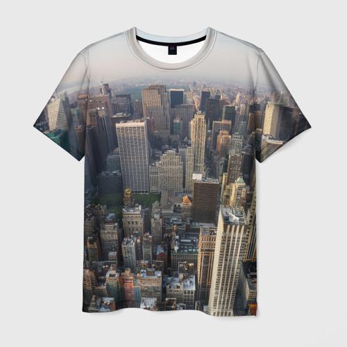Мужская футболка 3D New York