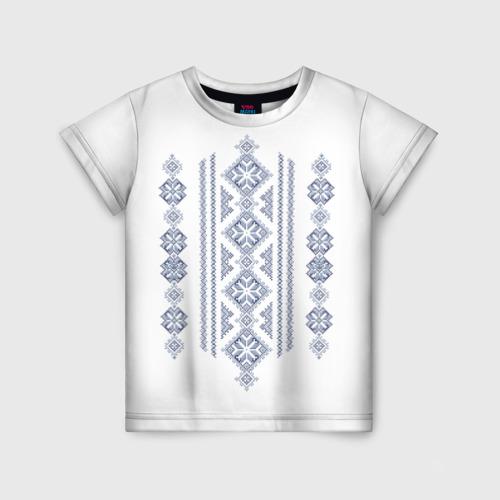 Детская футболка 3D Вышивка 24