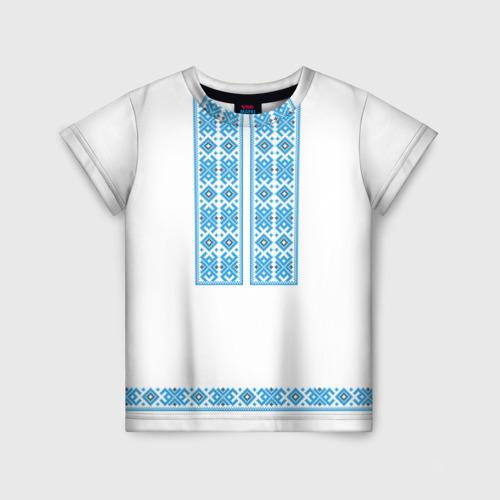 Детская футболка 3D Вышивка 32