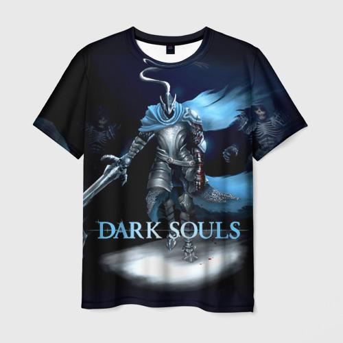 Мужская футболка 3D Dark Souls 17