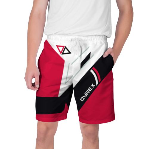 Мужские шорты 3D Cyrex