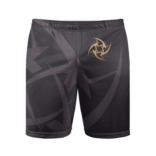 Мужские шорты спортивные Ninjas in Pyjamas