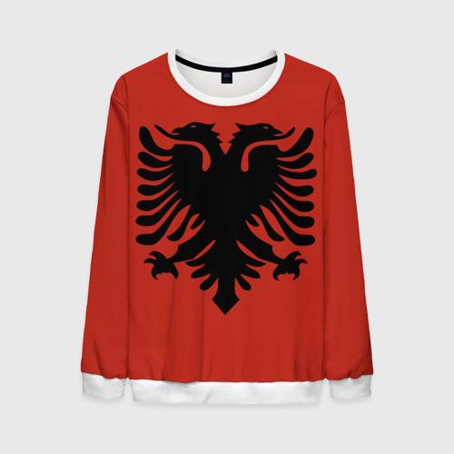 Мужской свитшот 3D Сборная Албания