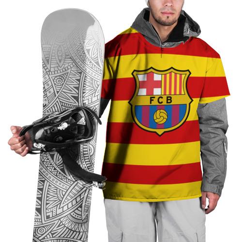 Накидка на куртку 3D Барселона (каталония)