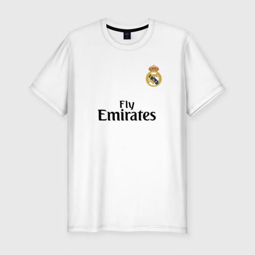 Мужская футболка премиум Реал форма