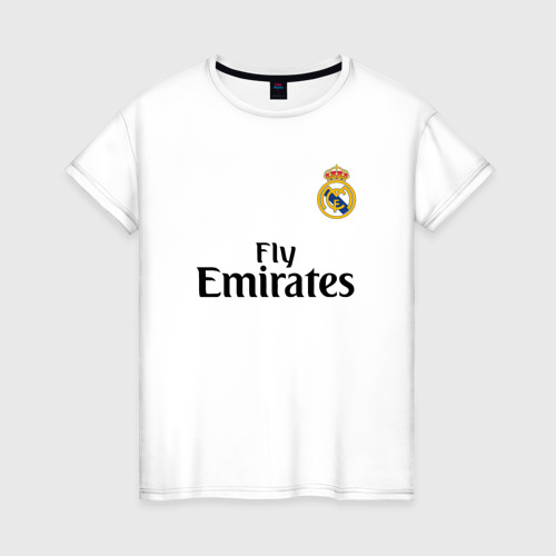 Женская футболка хлопок Роналду форма